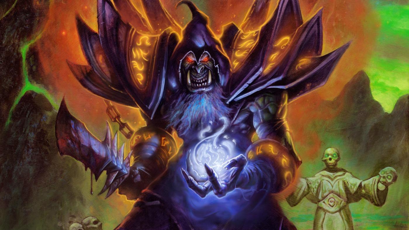 Legend warlock decks updated the inn - Demonwrath hearthstone ...